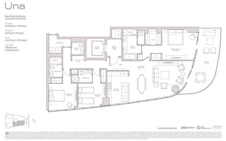 una residences  3101  u2013 constanza blousson
